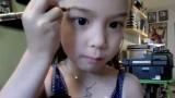 Manga kids make-up tutorial
