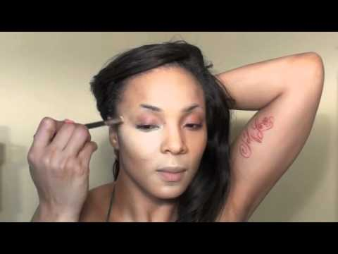 Makeup: How to: Foundation Concealer Montana Deleon