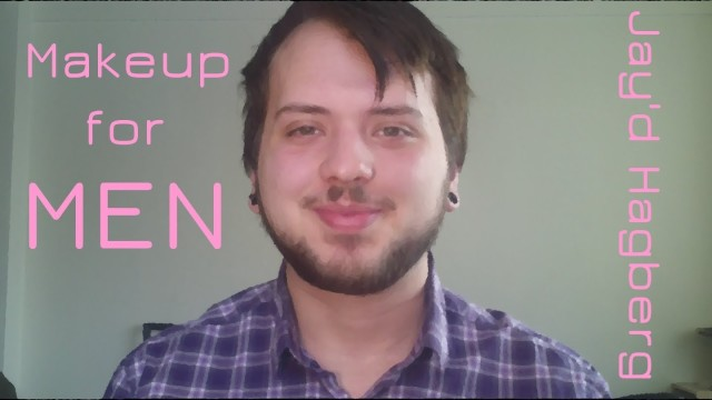 MAKEUP FOR MEN: The Ultimate No-Makeup Look