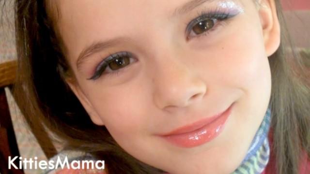 Bratz Kidz Doll Makeup Tutorial for Kids by Emma