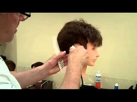 Video #10 of 13 Step G, classic tapered men's haircut, ivan zoot, clipperguy