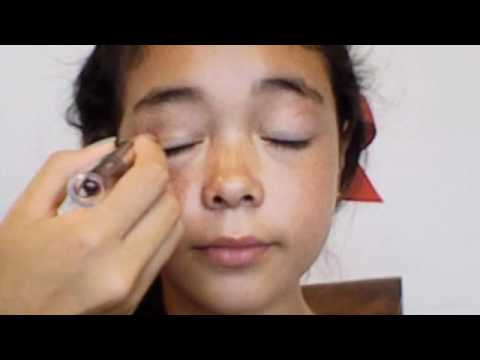 Middle School Makeup Tutorial!