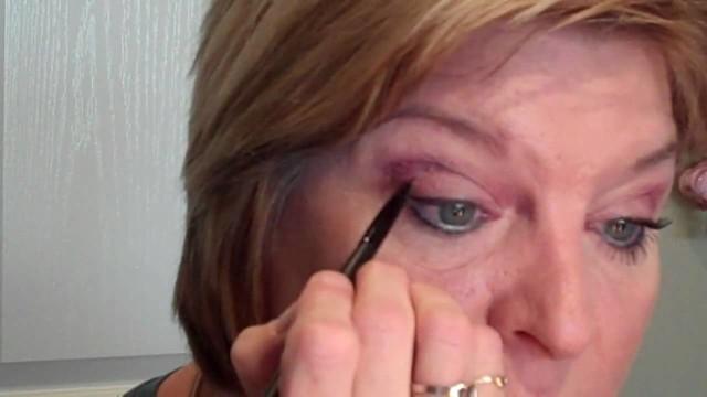 Eye Shadow Tutorial Mature Women