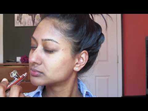 Luminess Air Airbrush Makeup DEMO!