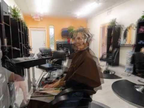 """E'lan Hair Studio Family Video """"Around The Shop"""""""