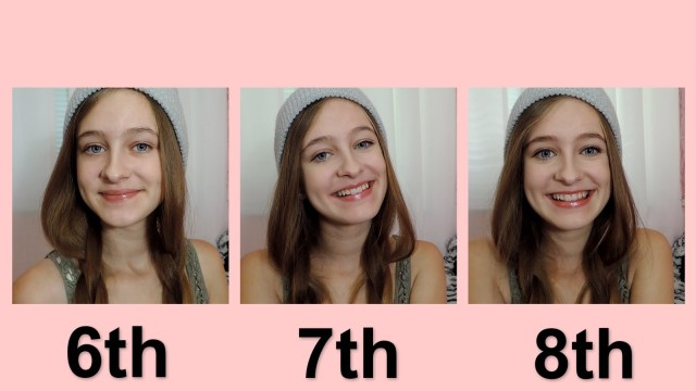 Middle School Makeup Tutorial! 6th, 7th and 8th!
