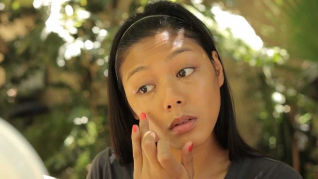 Makeup Tutorial: Redrum feat. E.L.F's Baked Eyeshadows