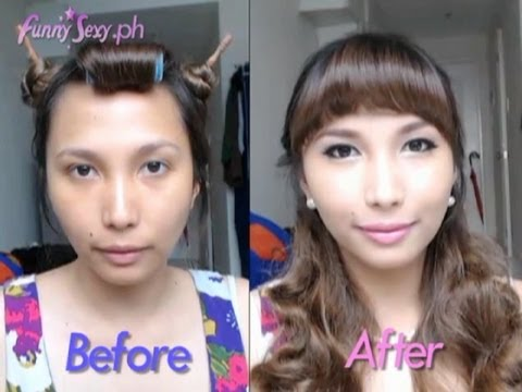 Simple & Easy Asian Makeup
