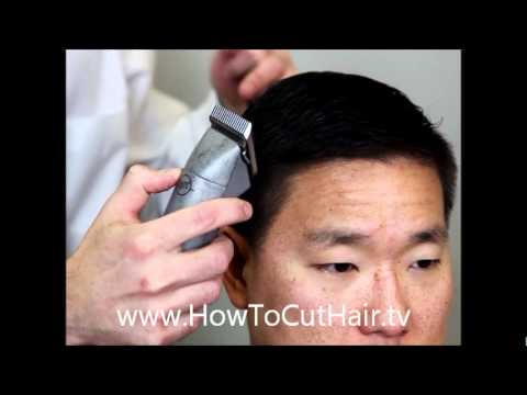 How To Fade Straight Hair With Clippers