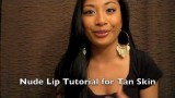 Nude Lips for Tan/Olive Skin