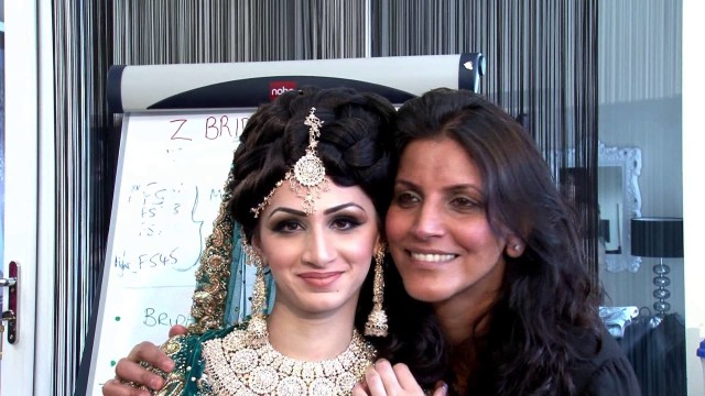 Asian Bridal Make up/Arabic Make up Z-Bridal Studio