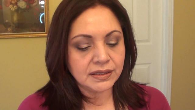 Make-up for tired skin