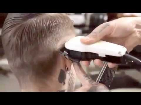 Hairstyle for men New Style 2015 How To Razor Faded Pompadour