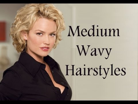 30 Medium Wavy Hairstyles 2014 – 2015 #cute #hairstyles #school HD