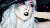 Steampunk Witch HALLOWEEN MAKEUP TUTORIAL