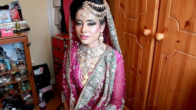 Real bridal makeup Testimonial
