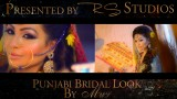 Punjabi Bridal look | By Mus | RS Studios