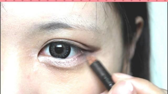 ★ Everyday Japanese Big Eye Makeup Tutorial by UtaSong ★