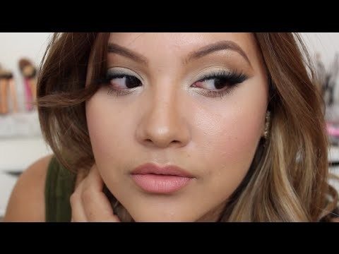 Smokey Cat Eye Makeup Collab w/MakeupByLeinaBaaaby!