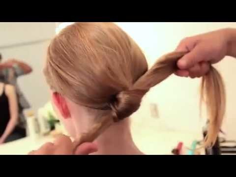 Cute & Easy Summer Hairstyle Ideas, How To: Messy Updo