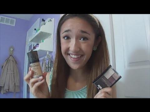 High School Everyday Makeup Tutorial! (Back to School)