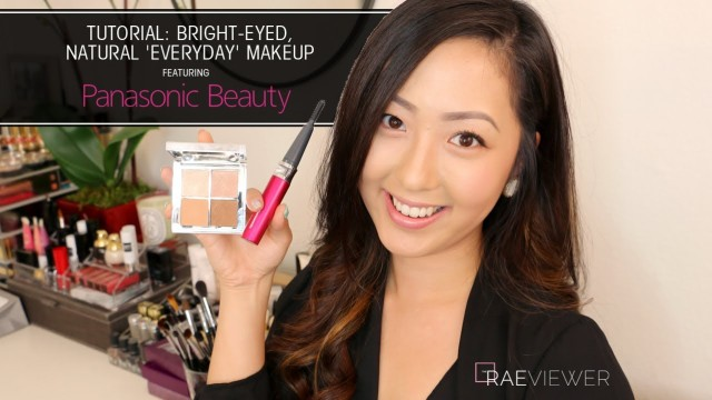 TUTORIAL: Bright-Eyed, Natural 'Everyday' Makeup