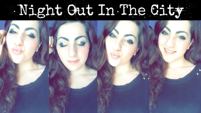 Night Out In The City Makeup
