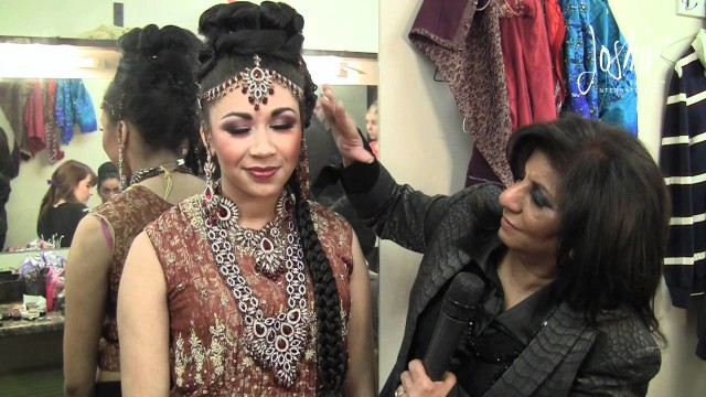 MAKE-UP AND HENNA ACADEMY:JOSHIV