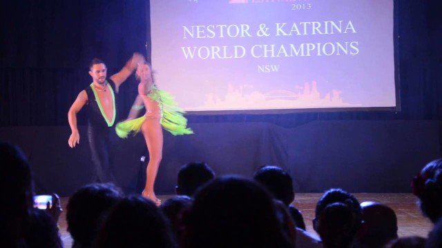 SIBF 2013  Saturday – Nestor & Katrina