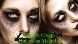 Dark & Creepy Halloween Make Up