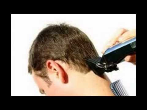 Cutting Your Own Hair Men