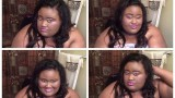 Soft Romantic Curls Hair And Easy & Natural Everyday Makeup Tutorial by ices brown