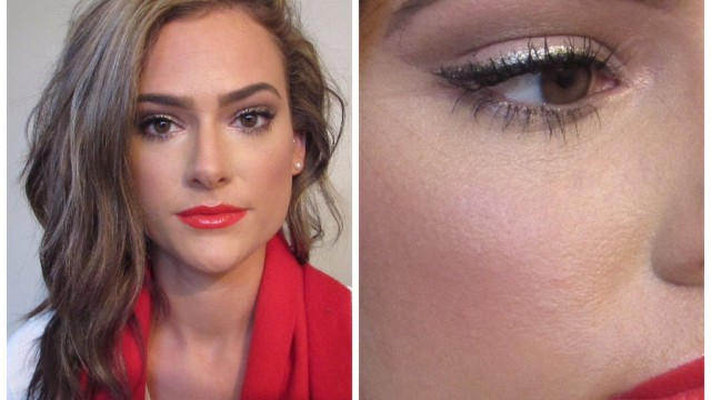 Natural & Glam Holiday Makeup Tutorial