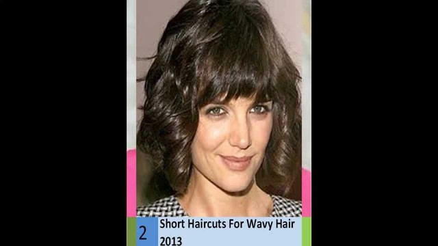 Images of Short Haircuts For Wavy Hair 2013