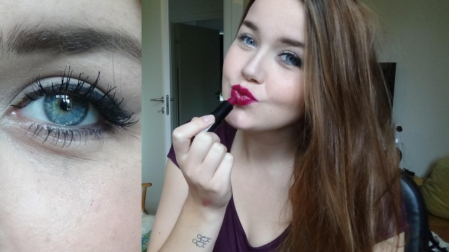Smokey Cat Eye Makeup Tutorial w/Guest Star Janne