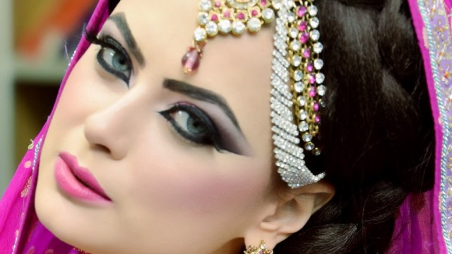 Contemporary Walima Bridal Makeover
