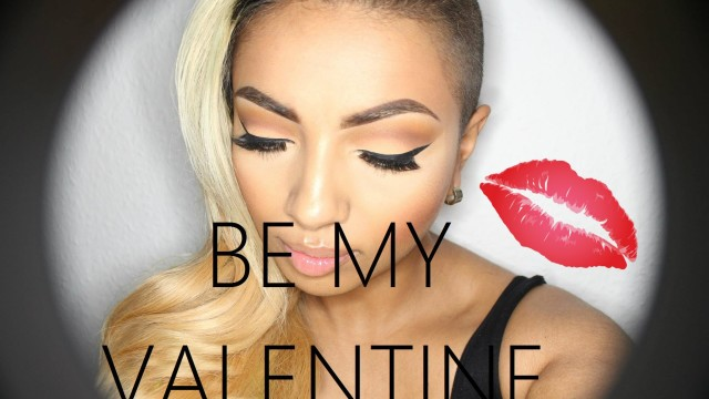 BE MY VALENTINE – MAKE-UP | TALI QUINDIO